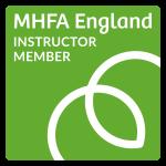 MHFA Instructor Member Badge_Green